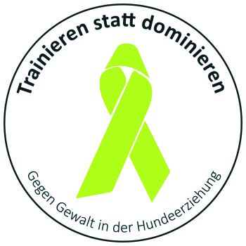 Logo trainieren statt dominieren 350x350